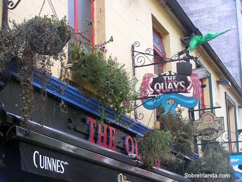 Pub the Quays
