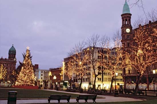 Festival 12 días de Navidad en Docklands