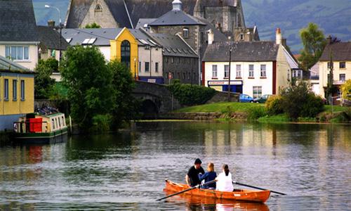 Carlow, viaje al corazón de Irlanda