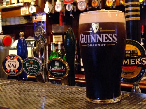 Pub en Dublin