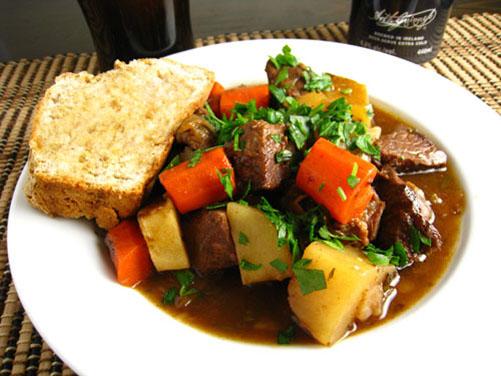 Comer en Irlanda, mas platos tradicionales