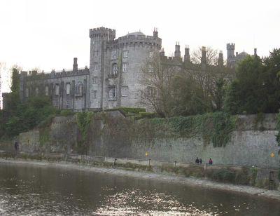 Kilkenny y el rio Nore