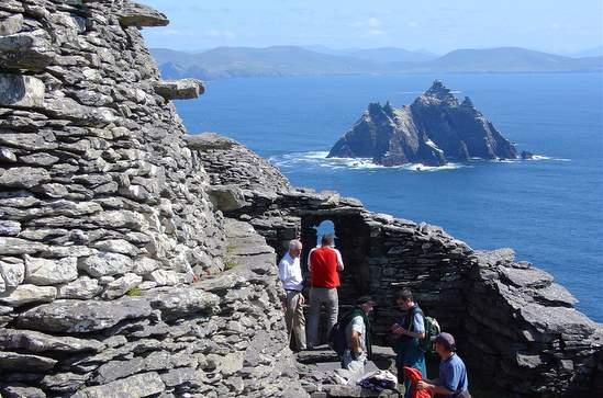 Las Islas Skellig, las mas fascinantes de Irlanda