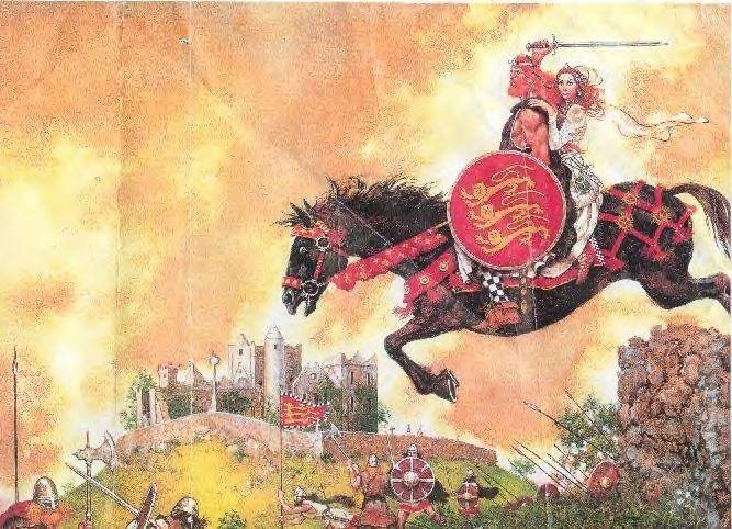 Brian Boru, el último gran rey de Irlanda