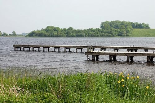 El Lago Erne, el crucero de los cisnes