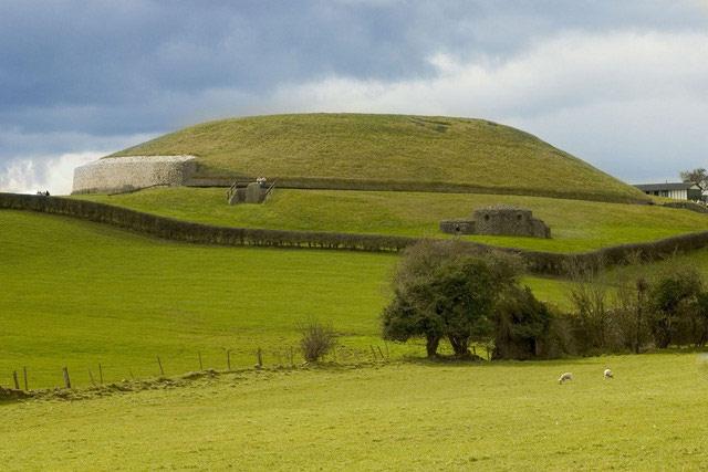 Newgrange, recuerdo de otras épocas