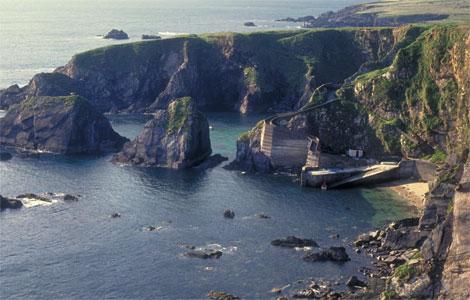 Dingle el paisaje irland s m s tradicional for Oficina de turismo de irlanda