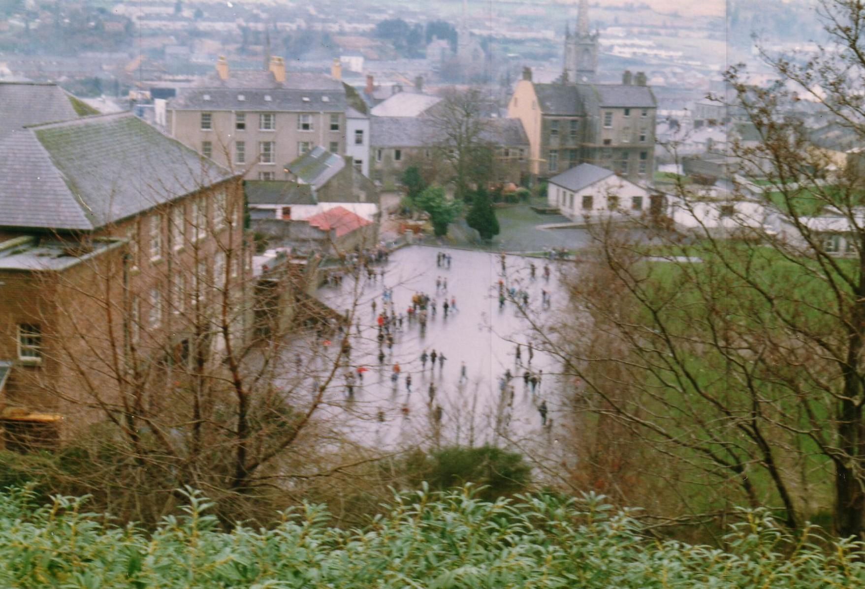Vista de Newry