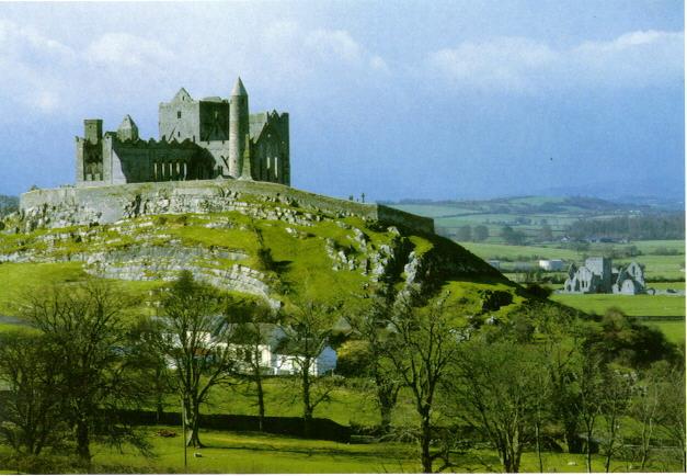 La Roca de Cashel, fortaleza del condado de Tipperary