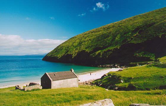 Isla de Achill, romántico destino en el mar