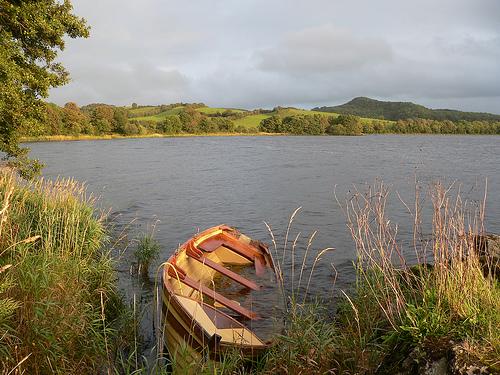 Lago de la Isla de Innifree