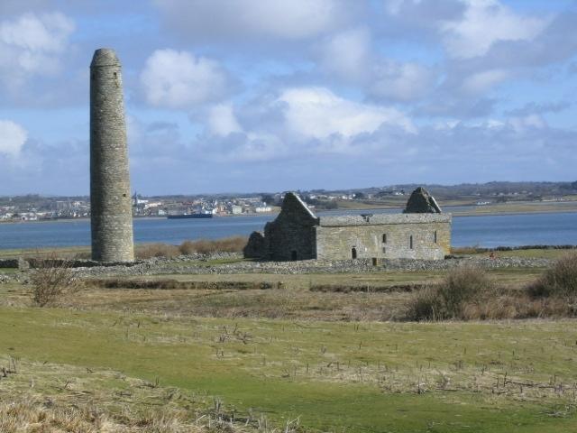 La Isla de Scattery, siglos de mar y de historias