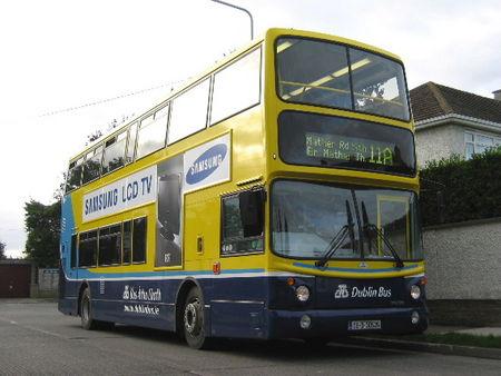 Autobus en Irlanda