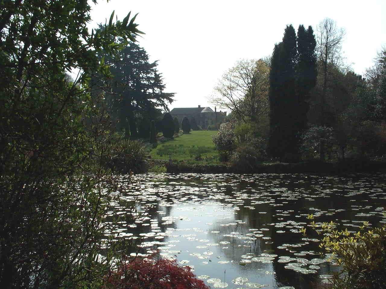 Los Jardines de Altamont House en Carlow