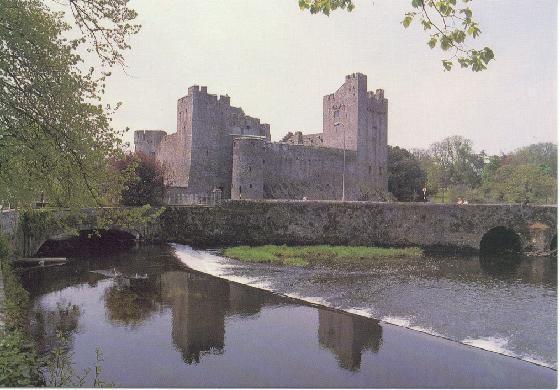 El Castillo de Cahir, en Tipperary