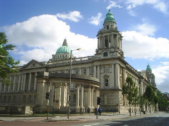 Belfast La ciudad del Titanic