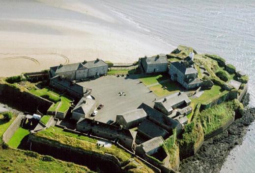 La Fortaleza de Duncannon, bastión de Waterford