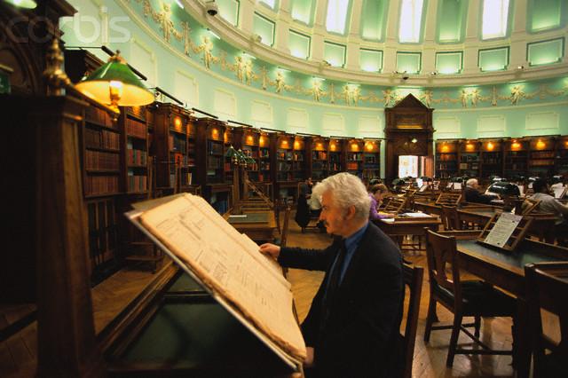 Biblioteca Nacional de Irlanda