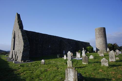 La Abadía de Drumlane en Cavan