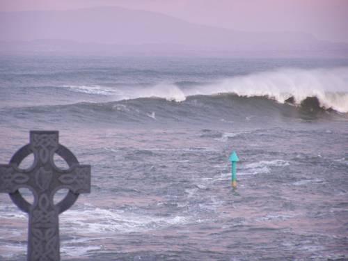 Bundoran, el paraíso del surf en Irlanda