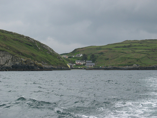 Las islas de West Cork