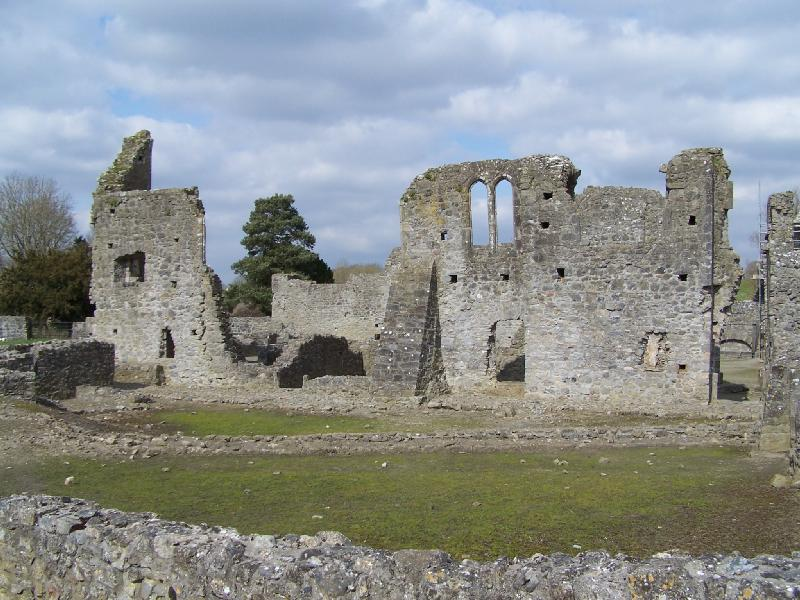 Monasterio de Kells, ruinas para visitar en Kilkenny
