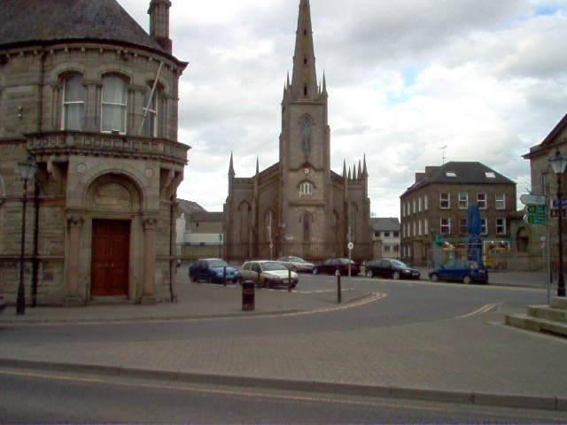 Monaghan Town