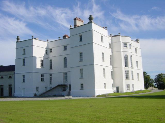 Rathfarnham Castle, un castillo cercano a Dublín