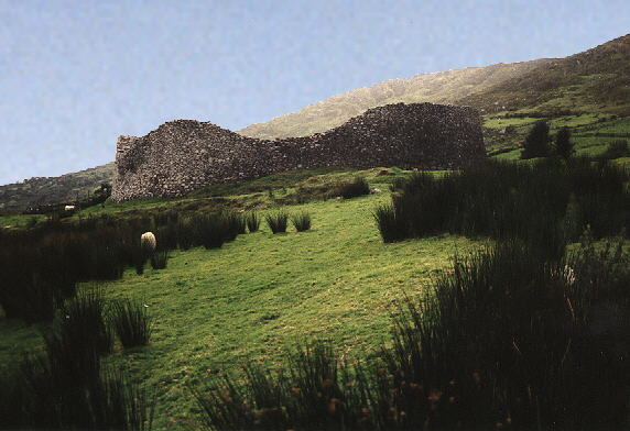 Staigue Fort, una impresionante fortificación