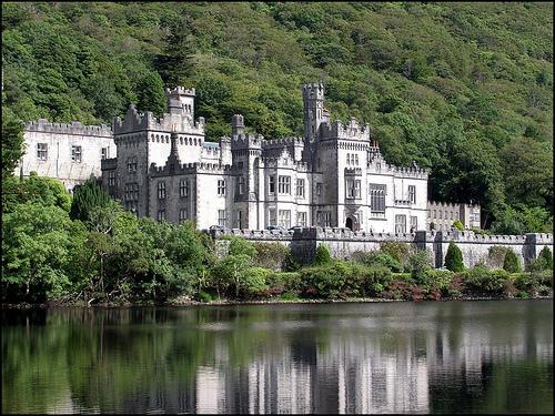 La Abadía de Kylemore en Galway