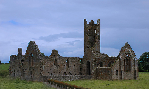 Kilmallock, el monasterio de Limerick