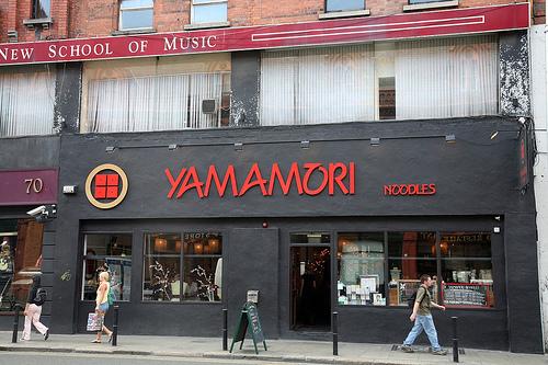 Restaurantes en Dublin