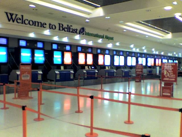 Aeropuerto de Belfast