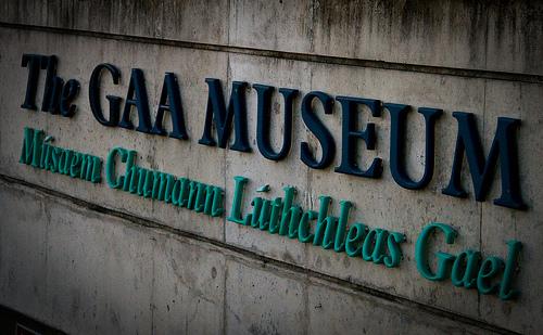 El GAA Museum y Croke Park en Dublin
