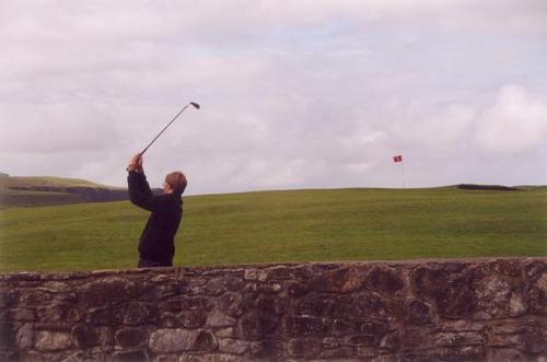 Golf en Irlanda