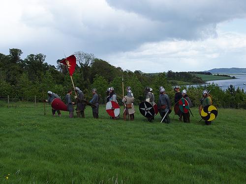 Festival Magnus Barelegs, en Irlanda