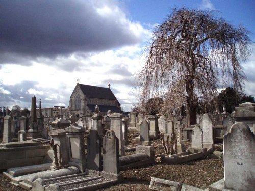 Cementerio de Mount Jerome en Dublin