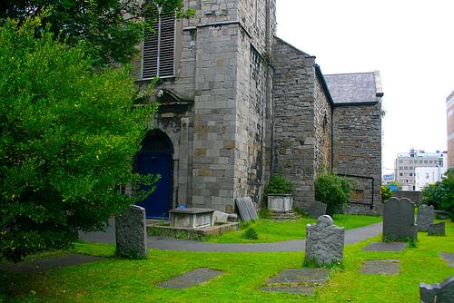 Las momias de la Iglesia de Saint Michan en Dublín