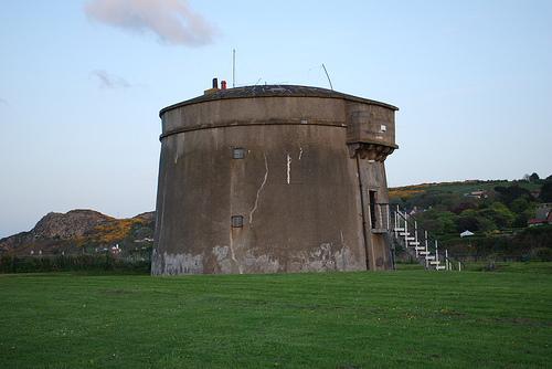 Torre Martello en Irlanda