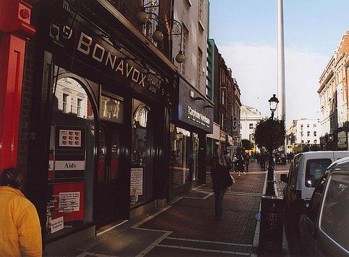 Bonavox, de donde proviene el nombre de Bono