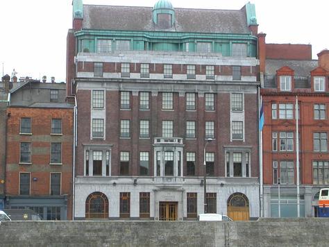 Clarence Hotel en Dublin