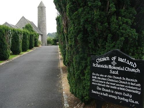 Iglesia de Irlanda, la segunda más grande de pais