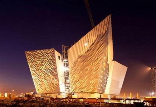 Evento Titanic Belfast, en marzo