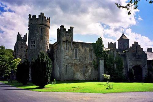 Una visita al Castillo Howth