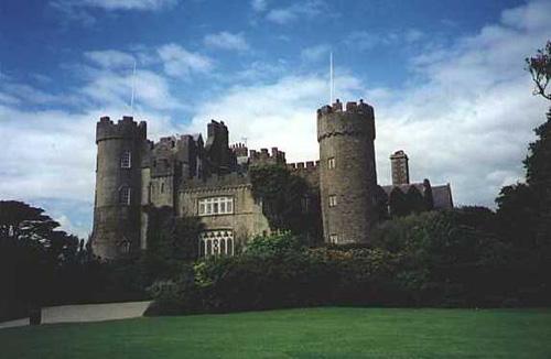 El fantasma del Castillo Malahide
