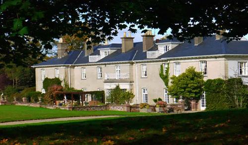 Dunbrody House, de mansión familiar a hotel