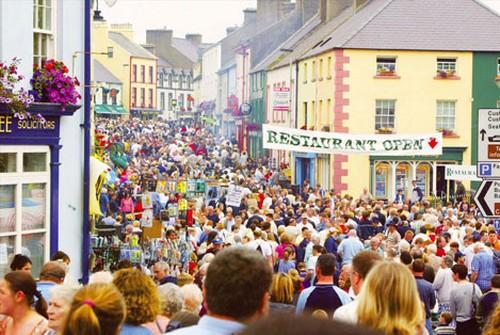 La Feria Ould Lammas, todos los años en Ballycastle