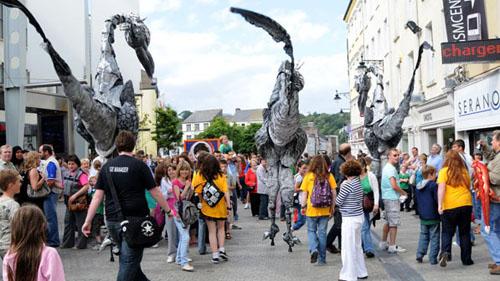 Spraoi, el mejor festival de Waterford