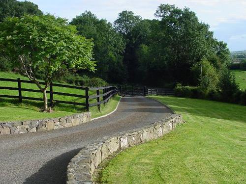 Las caminatas turísticas de Fairymount Farm
