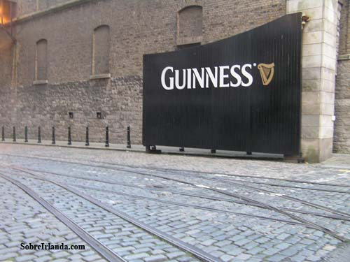 Guinness Storehouse entrada